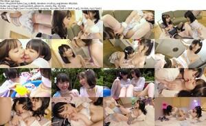 BBAN-340 Asuka And Chiharu I Don't Need Anything Else If I'm Alone ... Asuka Momose Chiharu Sakurai コスプレ Cosplay レズ クンニ 桜井千春 1