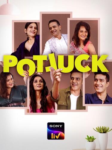 Potluck S01 (2021) 1080p WEB-DL AVC AAC Multi Audios ESub-DUS Exclusive