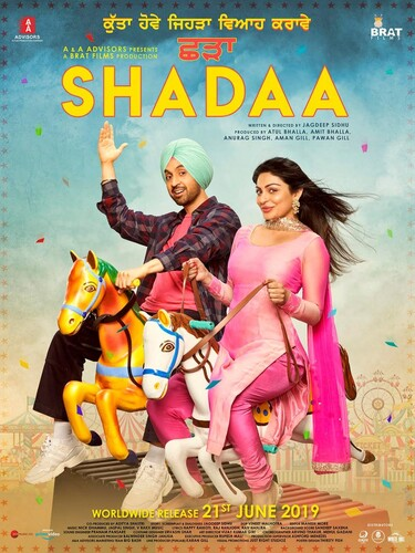 Shadaa (2019) 1080p WEB DL AVC DDP 5 1-DUS Exclusive