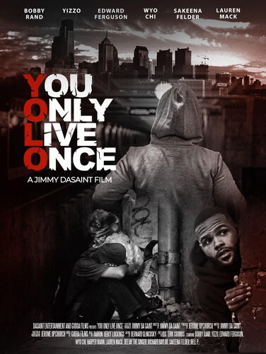 You Only Live Once 2021 HDRip XviD AC3-EVO
