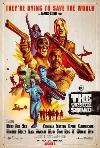 The Suicide Squad 2021 1080p Bluray Atmos TrueHD 7 1 x264-EVO
